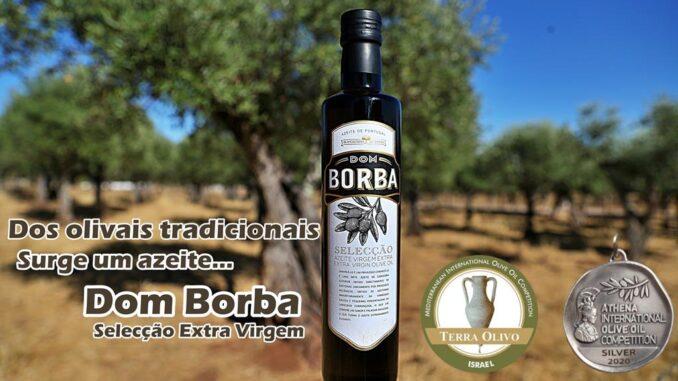 CECHAP acordo Olivicultores Borba